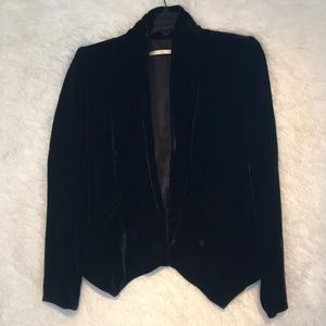 Twelfth Street by Cynthia Vincent velvet jacket.